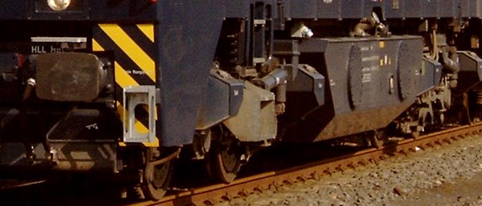 Eisenbahninfrastruktur Schienen