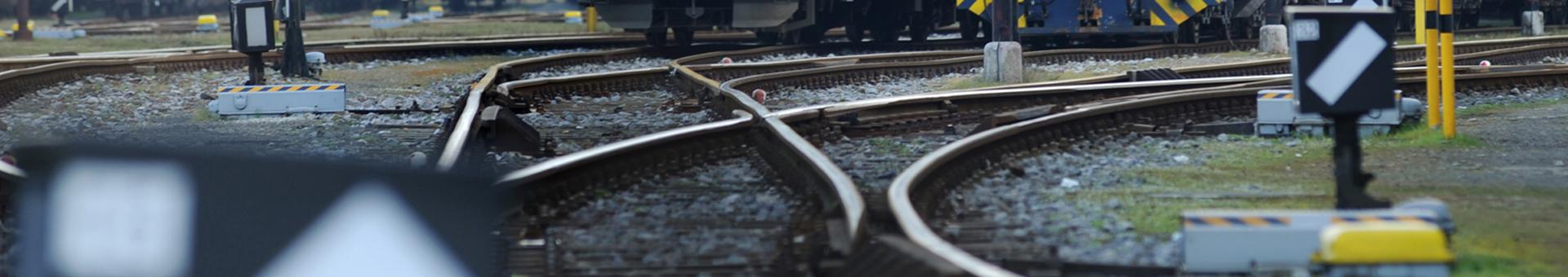 Schienensystem und Infrastruktur